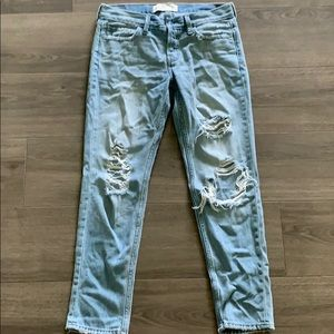 Good condition BF jeans.
